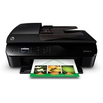 HP Officejet 4632 Wireless Inkjet All-in-One Color Printer with FAX, Scanner, Copier Review
