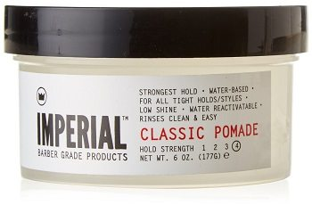 Imperial Barber Products Classic Pomade Review