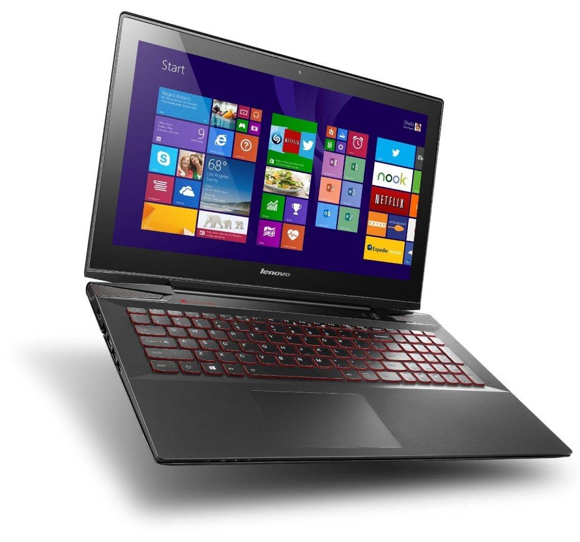 Lenovo Y50 UHD 15.6-Inch Touchscreen Gaming Laptop Review