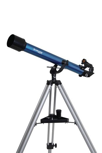 Meade Instruments Infinity 60mm AZ Refractor Telescope Kit Review