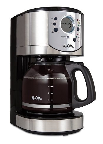 Mr. Coffee 12-Cup Programmable Coffee Maker with Brew Strength Selector Review