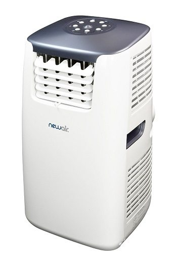 NewAir AC-14100H 14,000 BTU Air Conditioner Plus Heater Review