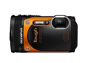 Olympus TG-860 Tough Waterproof Digital Camera Review