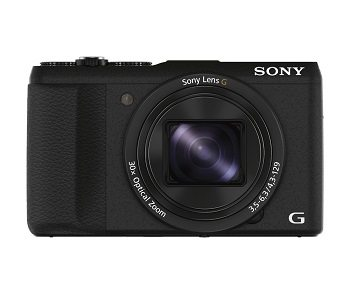 Sony DSC-HX60VB 20.4 MP Digital Camera Review