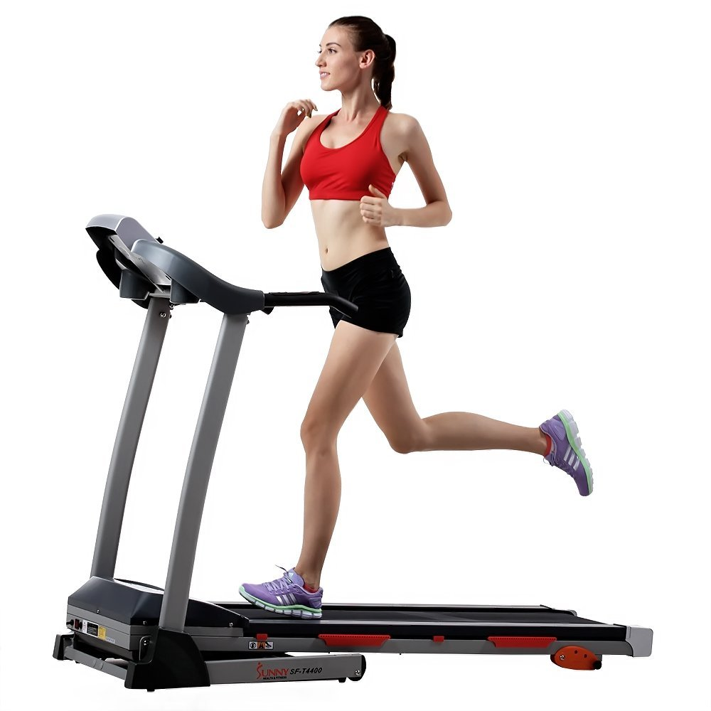 Sunny Health and Fitness Treadmill Review