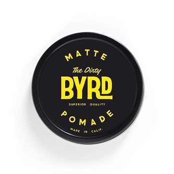 The Byrd Pomade Review