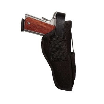 Uncle Mike's Kodra Nylon Sidekick Ambidextrous Hip Holster Review