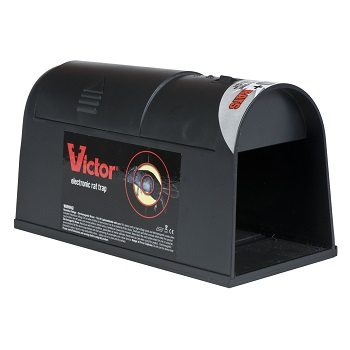Victor M240 Electronic Mouse Trap Review