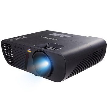 ViewSonic PJD5555W WXGA DLP Projector Review