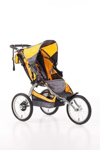 BOB Ironman Stroller Review