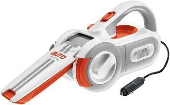 Black and Decker PAV1200W Hand Held Vacuum Cleaner Review