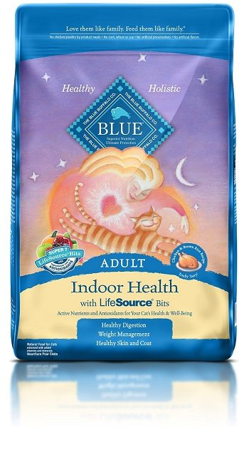 Blue Buffalo Life Protection Dry Adult Cat Food Review