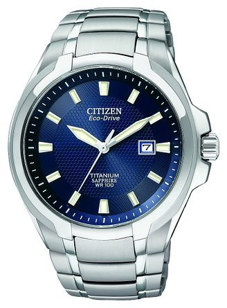 Citizen Eco-Drive Men's BM7170-53L Titanium Watch Review