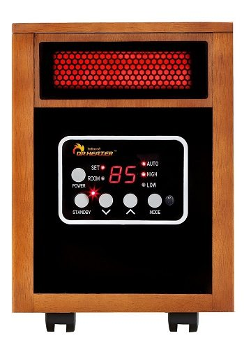 Dr Infrared Heater Portable Space Heater, 1500-Watt Review