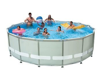 Intex 54469EG Metal Pool Review