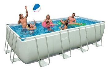 Intex 54481EB Ultra Frame Pool Set Review