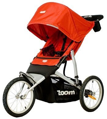 Joovy Zoom ATS Stroller Review