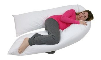 Junior Size - Total Body Pregnancy Maternity Pillow Review