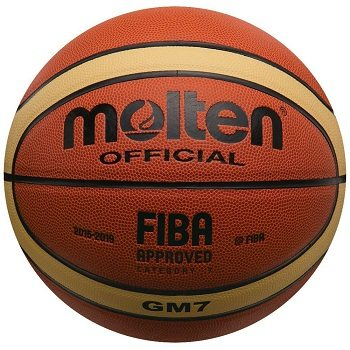 Molten BGM Basketball, Indoor and Outdoor, FIBA Approved Review