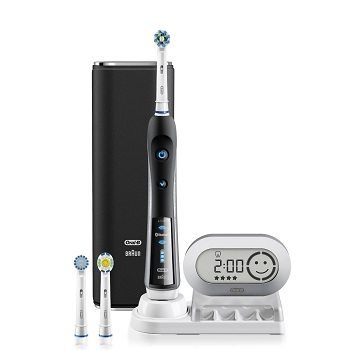 Oral-B Pro 7000 SmartSeries Black Electronic Power Rechargeable Battery Electric Toothbrush Review