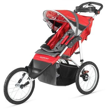 Schwinn Instep Arrow Single Stroller Review