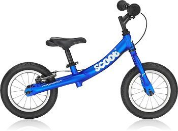 Scoot 12 Balance Bike in Matte Blue Review