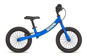 Scoot XL 14 Balance Bike in Matte Blue Review