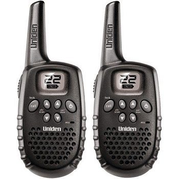 Uniden VHF Waterproof two-way walkie talkie