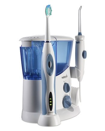 Waterpik Complete Care Water Flosser and Sonic Toothbrush, WP-900 Review