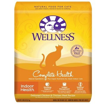 Wellness Complete Health Natural Dry Cat Food Review