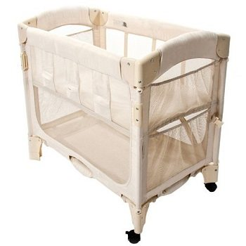 Arm's Reach Concepts Co-Sleeper Bassinet Mini Arc Review