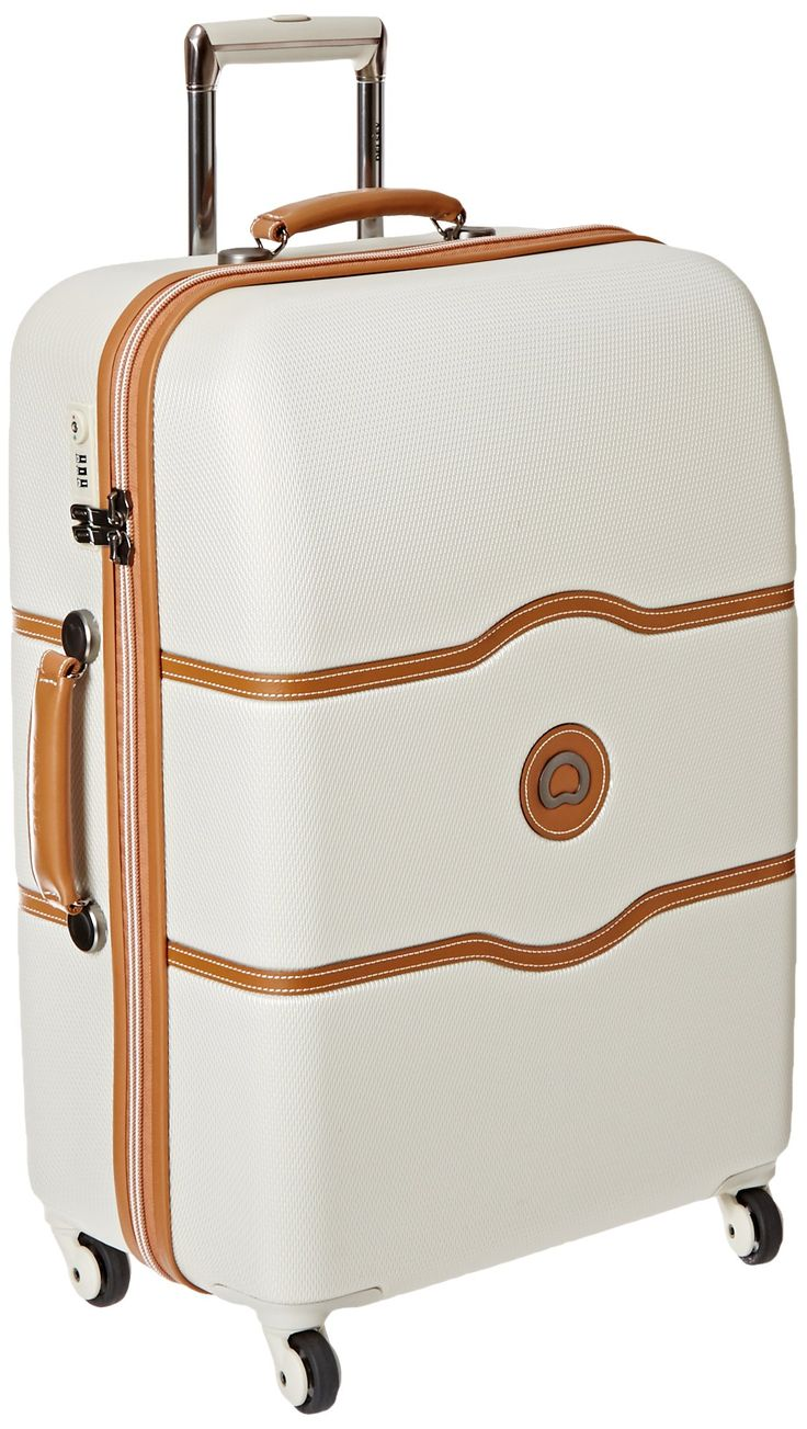 Delsey Luggage Chatelet 24 Inch Spinner Trolley Review