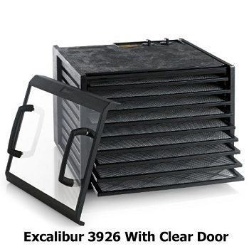Excalibur 3926TCDB Dehydrator Review
