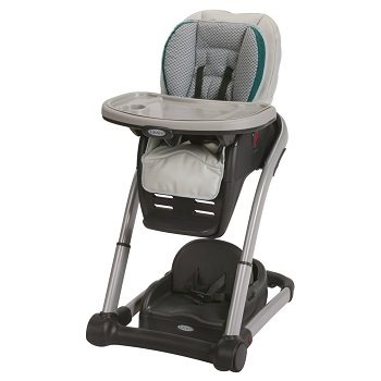 Graco Blossom 4 in 1 High Chair Seating System Review