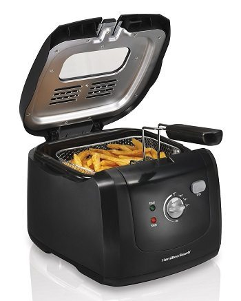 Hamilton Beach 35021 Deep Fryer with Cool Touch Review