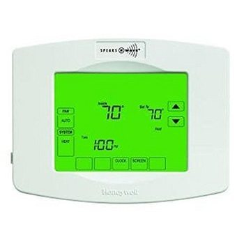 Honeywell 7-Day Touchscreeen Programmable Thermostat with Z-Wave Module Review