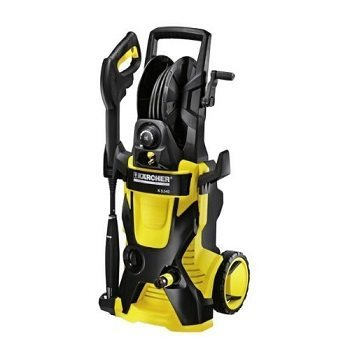 Karcher X-Series with the Industry's First Water Cooled Induction Motor, with 2000PSI and 25-Foot Hose with Hose Reel Review