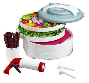 Nesco American Harvest FD-61WHC Snackmaster Express Food Dehydrator Review
