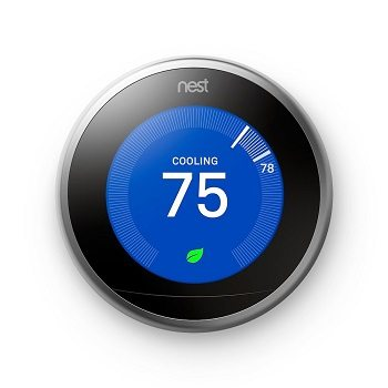 Nest Learning Thermostat, 3rd Generation, Works with Alexa Review