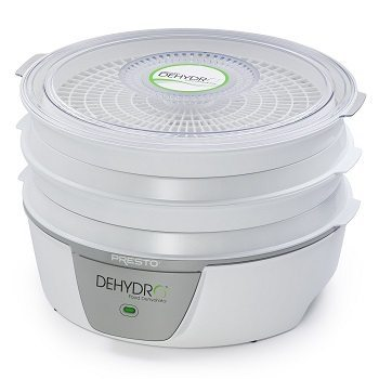 Presto 06300 Dehydro Electric Food Dehydrator Review