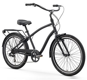 Sixthreezero EVRYjourney Men's 26-Inch 7-Speed Sport Hybrid Cruiser Bicycle Review
