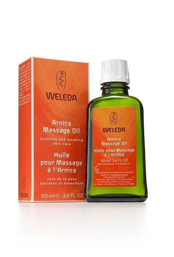 Weleda Arnica Massage Oil 3.4 fl oz Review