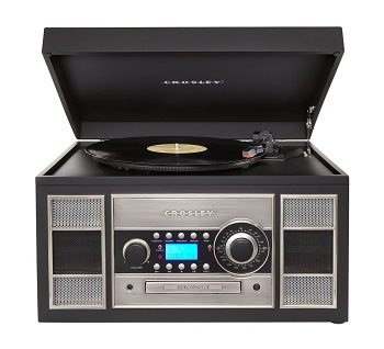 Crosley CR2413A-BK Memory Master II Turntable Review