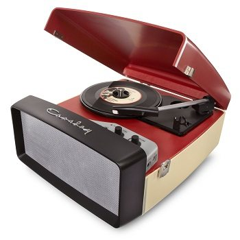 Crosley CR6010A-RE Collegiate Portable USB Turntable Review
