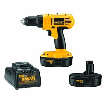 DEWALT DC970K-2 18-Volt Compact Drill Driver Kit Review