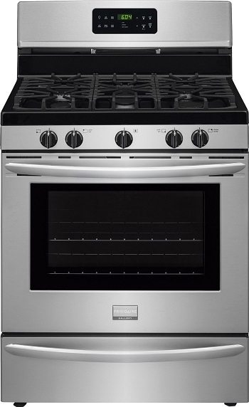 Frigidaire Gallery DGGF3045RF 30 Freestanding Gas Range Review