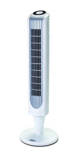 Holmes 36 Inch Oscillating Tower Fan with Remote Control Review