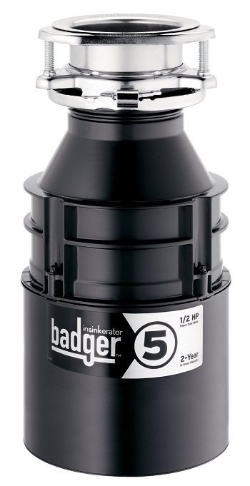 InSinkErator Badger 5, HP Food Waste Disposer Review