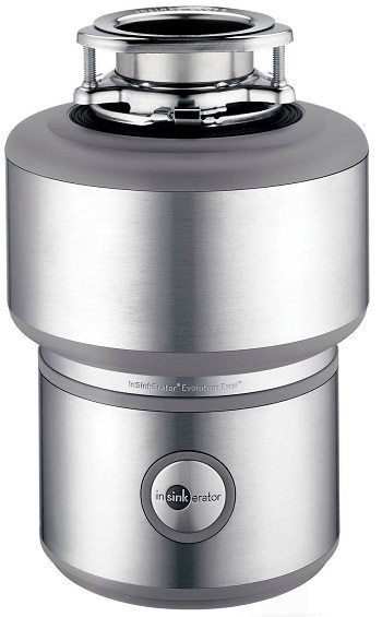 InSinkErator Evolution Excel 1.0 HP Household Garbage Disposer Review