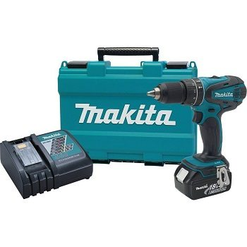 Makita XPH012 18V LXT Lithium-Ion Cordless 1 half-Inch Hammer Driver-Drill Kit Review